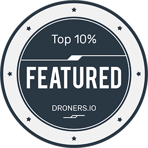 Droners.io Professional Aerial Photography Drone Pilot - Escondido, California